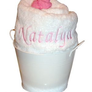 Ice Cream Bucket (Colours available)