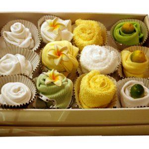 Dozen Muffins (Colours available)