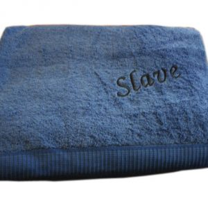 Personalised Bath Sheet Towel