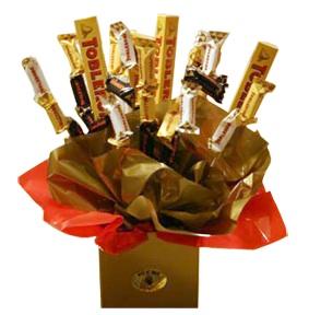 Triangle Love Chocolates