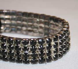 Wrist Band - Black 15mm