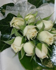 Corsage Fresh - Roses