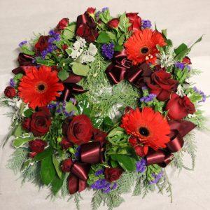 Wreath Reds