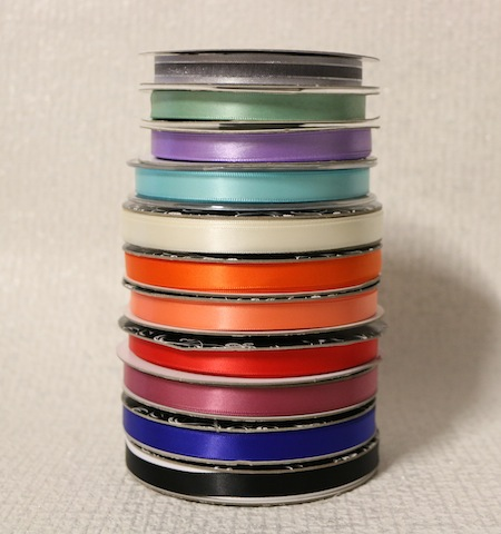 Z-A Find your Ribbon Colour