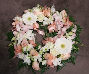 Pastels Wreath